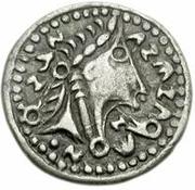 1 denarius Imitant Auguste, -27  à 14 – avers
