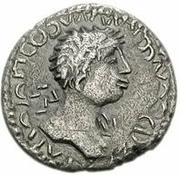 1 denarius Imitant Trajan, 98-117 – avers