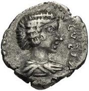 1 denarius Imitant Julie Domne, 193-211, ou Julie Maesa, 218-224 – avers