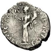 1 denarius Imitant Julie Domne, 193-211, ou Julie Maesa, 218-224 – revers