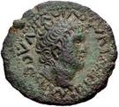 Bronze Æ - Nero – avers