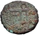 Bronze Æ - Nero – revers