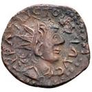 Bronze - Tetricus I – avers