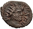 Bronze - Gallienus – avers