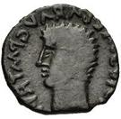 Bronze - Tiberius – avers