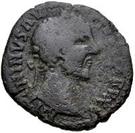 Bronze - Antoninus Pius – avers