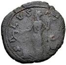 Bronze - Antoninus Pius – revers