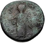 Æ inconnu Imitant Antonin le Pieux, 138-161 – revers