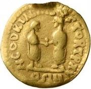 1 Quinarius - Imitating Marcus Aurelius, 161-180 – revers