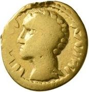 1 Quinarius - Imitating Lucius Verus, 161-169 – avers