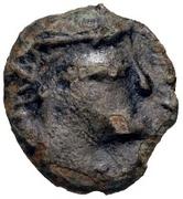 Æ bronze Au nom de Souverain Incertain – avers
