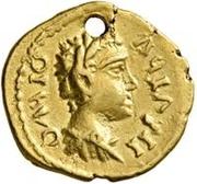 1 Quinarius - Imitating Elagabalus, 218-222 – avers