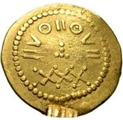 1 Quinarius - Imitating Lucius Verus, 161-169, or Septimius Severus, 193-211 – revers