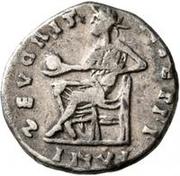 1 denarius Imitant Commode, 177-192 – revers
