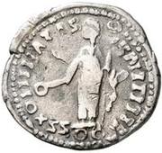 1 denarius Imitant Marc Aurèle, 161-180, ou Septime Sévère, 193-211 – revers