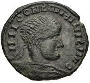 Æ bronze Au nom de Constantine I, 306-337 – avers