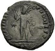 Æ bronze Au nom de Constantine I, 306-337 -  avers
