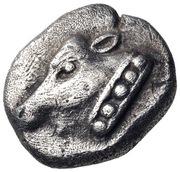 Obol (Uncertain Ionian mint) -  avers