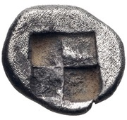 Obol (Uncertain Ionian mint) -  revers