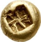 Myshemihekte (Uncertain mint) – revers