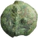 1 uncia (série canthare; point à droite) – avers