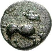Chalkon (Uncertain mint) – avers