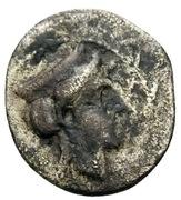 Hemiobol (Samaria or Cilicia) – avers