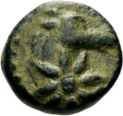 Bronze Æ11 (Uncertain mint) – avers