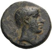 Bronze Æ21 – avers