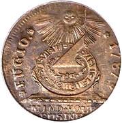 "1 cent ""Fugio Cent"" – avers"
