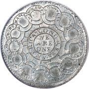 "1 dollar ""The Continental Dollar"" (Essai) – revers"