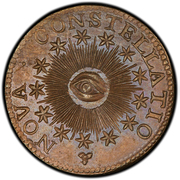 "5 Units ""Nova Constellatio"" – revers"