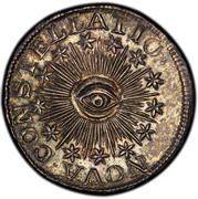 "100 Units ""Nova Constellatio"" – revers"