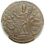 ½ Penny (Mark Newby) – revers