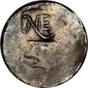 1 shilling NE – avers