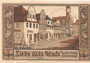 1 Mark (Kreuzburg) – revers
