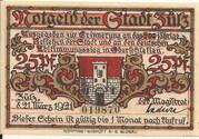 25 Pfennig (Zülz) – avers