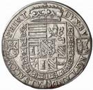 1 thaler Ferdinand II – revers