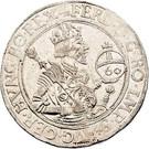 1 guldenthaler Ferdinand I – avers