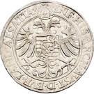 1 guldenthaler Ferdinand I – revers