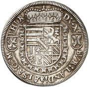 1 thaler Ferdinand II du Tyrol – revers