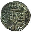 1 Quattrino Francesco Maria II della Rovere – revers