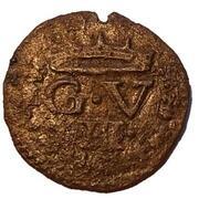1 Quattrino - Guidobaldo II della Rovere – avers