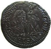 Mezzo Paolo - Guidobaldo II della Rovere – revers