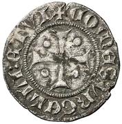 Dinero Pierre II de Urgel Barcelone – avers