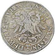 1 Thaler (Uri, Schwyz and Unterwalden) – avers