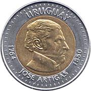 10 pesos (Artigas) -  avers