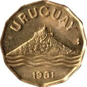 20 centesimos -  avers