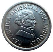 20 centesimos – avers