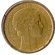 10 centesimos (Centenaire) – avers